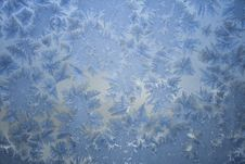 Free Frosty Pattern Stock Photo - 7861160