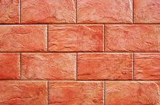 Free Decorative Brick Wall Stock Photography - 7861162