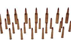 Free Ammo 44 Royalty Free Stock Image - 7861186