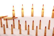 Free Ammo 45 Royalty Free Stock Images - 7861199