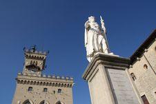 Free San Marino Stock Image - 7862931