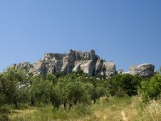 Free Les Baux-de-Provence Stock Photos - 7863113