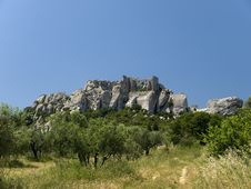 Free Les Baux-de-Provence Stock Photography - 7863282