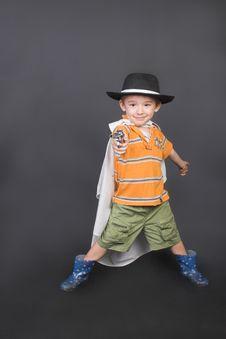 Free Cowboy Hat Royalty Free Stock Photo - 7863455