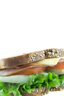 Free Sandwich Royalty Free Stock Photo - 7863865