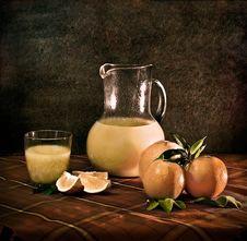 Free Orange Juice Royalty Free Stock Photo - 7864265