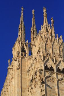 Free Milan Cathedral Stock Photos - 7864453