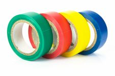 Electrical Tape Royalty Free Stock Images