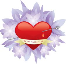 Free Be My Valentine Stock Photo - 7866300