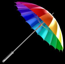 Free Umbrella Royalty Free Stock Photo - 7866435