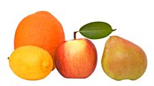 Free Fruits Royalty Free Stock Photography - 7866917