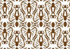 Free Decorative Wallpaper Design Stock Image - 7867111