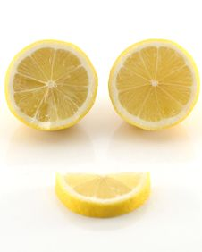 Free Lemon And Face Royalty Free Stock Image - 7868566