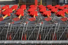 Free Shopping Carts Royalty Free Stock Images - 7868689
