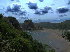 Free Piha Beach Royalty Free Stock Images - 7868809