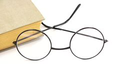 Free Book And Glasses Stock Photos - 7869173