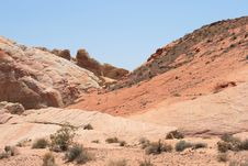 Free Valley Of Fire, Nevada Stock Photo - 7869390