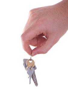 Free New House - New Keys Stock Photos - 7869723