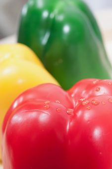 Free Vegetable, Pepper. Royalty Free Stock Photo - 7869865