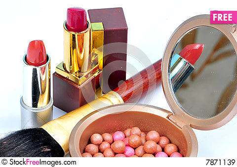 Free Cosmetic Royalty Free Stock Images - 7871139