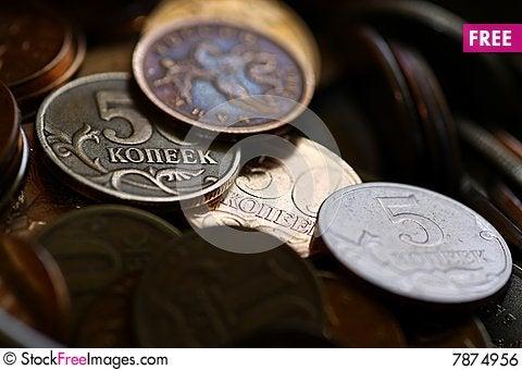 Free Coin Box Royalty Free Stock Image - 7874956