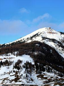 Free Beautiful Mountain Royalty Free Stock Photo - 7870245