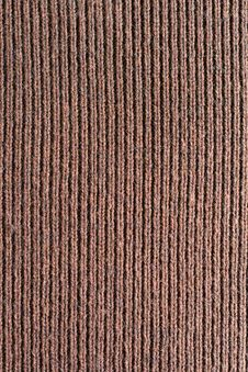 Free Brown Woven Wool Royalty Free Stock Photos - 7870268