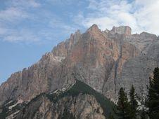 Free Mountain Panorama Royalty Free Stock Image - 7870296