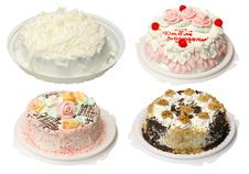 Free Collection Of Four Cake Royalty Free Stock Photos - 7871018