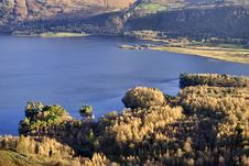 Free Southern End Of Derwent Water Royalty Free Stock Photo - 7871275