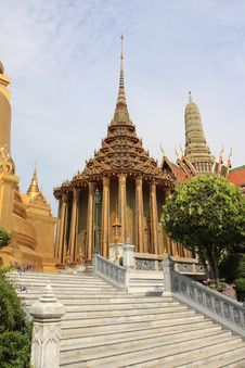 Free In Wat Phra Kaew Stock Photos - 7872123