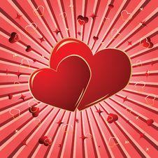 Free Valentine Background Royalty Free Stock Photos - 7872868