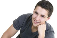 Free Young Man Royalty Free Stock Photography - 7872877