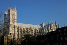 Free Westminster Abbey Royalty Free Stock Photography - 7873507