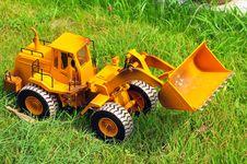 Free Digger Royalty Free Stock Image - 7873566