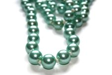Free Beautiful Necklace From Pearls. Stock Photo - 7873730