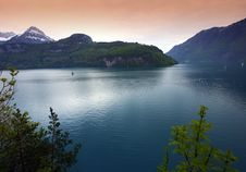 Free Swiss Lake Stock Images - 7873924