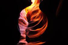 Free Antelope Canyon, Arizona Royalty Free Stock Images - 7874529
