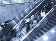 Free Escalator Stock Photos - 7875443
