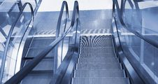 Free Escalator Royalty Free Stock Images - 7875529