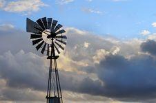 Free Windmill Stock Photo - 7875530