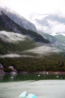 Free Tracy Arm Fiord Stock Photos - 7876733