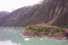 Free Tracy Arm Fiord Royalty Free Stock Photography - 7876807