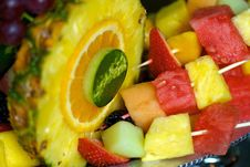 Free Various Vibrant Fruit Royalty Free Stock Images - 7876979