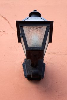 Free Antique Gas Lamp Stock Photography - 7877482