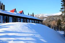 Free Cafe On A Mountain. Stock Photos - 7878563