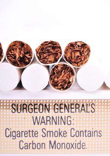Free Cigarettes Royalty Free Stock Images - 7878639
