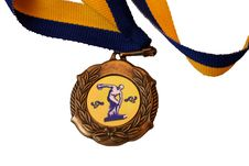 Free Medal Stock Photo - 7879710