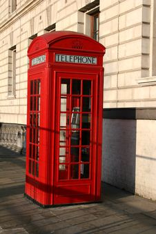 Free Telephone Box Stock Photos - 7879723