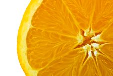 Free Slice Of Orange Royalty Free Stock Photography - 7879947